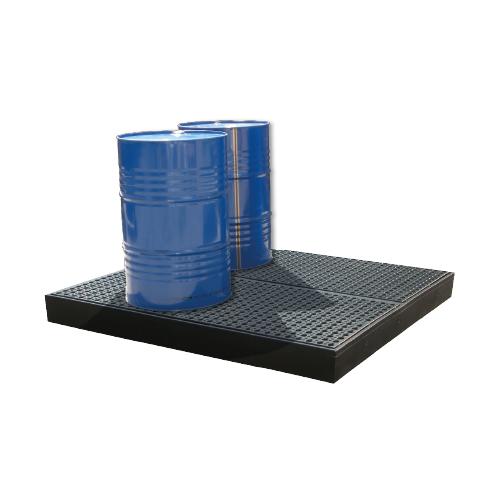 Plate-forme de rétention en polyéthylène de rétention polyéthylène 240L