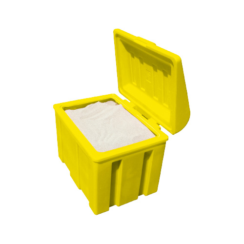 Coffre jaune