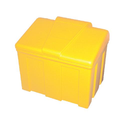 coffre polyéthylène 110 L jaune