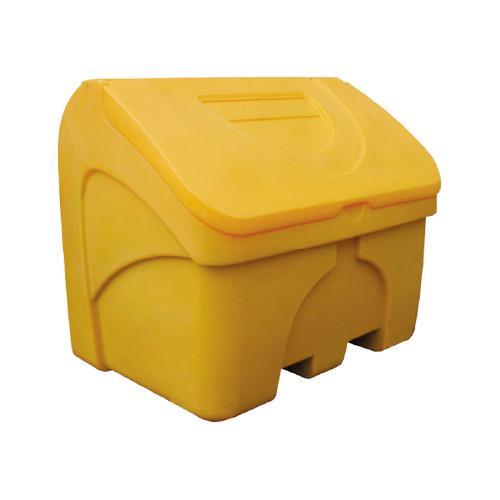 coffre polyéthylène jaune 400 litres
