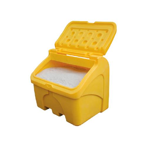 Bac/coffre pour le sel