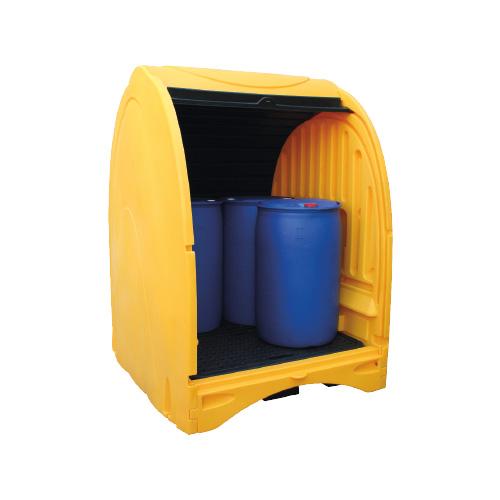box en polyéthylène