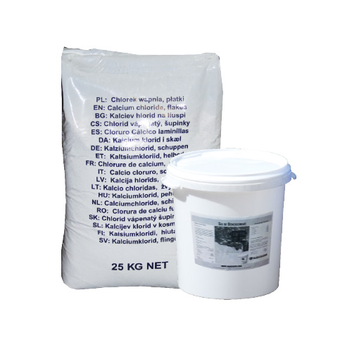 chlorure de calcium seau sac