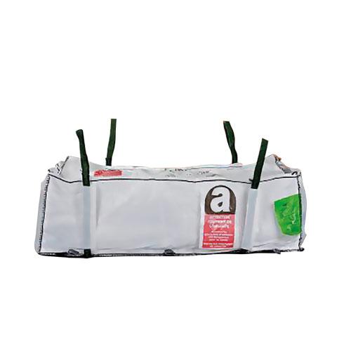Big-bag pour collecte d'amiante