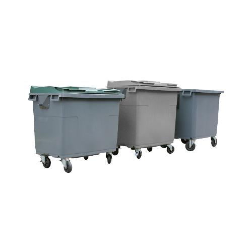 Conteneur 4 roues poubelle