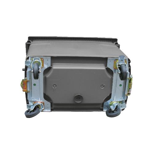 renfort de cuve conteneur 4 roues