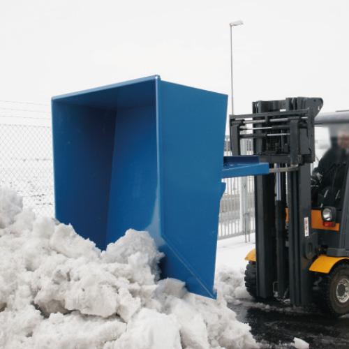 Grande pelle pour neige
