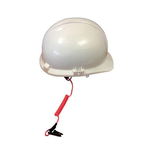 attache casque fme pour sécurisation de l'outillage