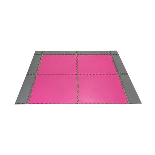 DALLES ENCASTRABLES tapis puzzle