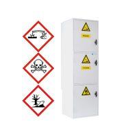 Armoires de sécurité modulaires
