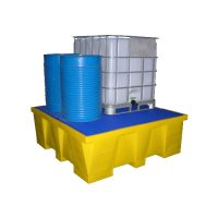 Bac polyéthylène 1500 L