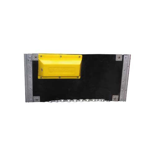 Barrage durable à flotteur polyuréthane usage permanent