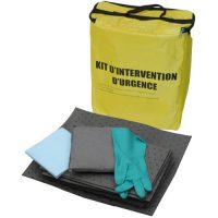 Kit d'intervention en sac 10 L