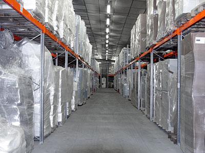 eurosorb services stock livraison produits absorbants palettes rétention