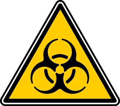 pictogramme déchet dangereux