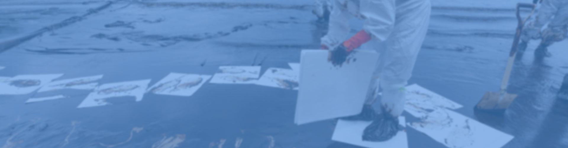 Comment détruire des absorbants usagés ?