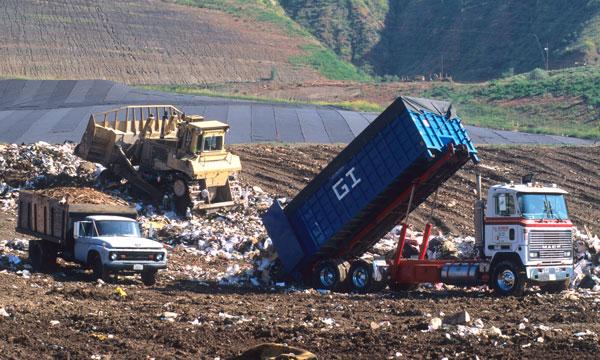 traitement des déchets dangereux