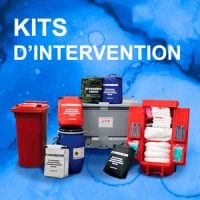 Kits d'intervention