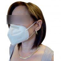 Masque KN95 (équivalent FFP2)